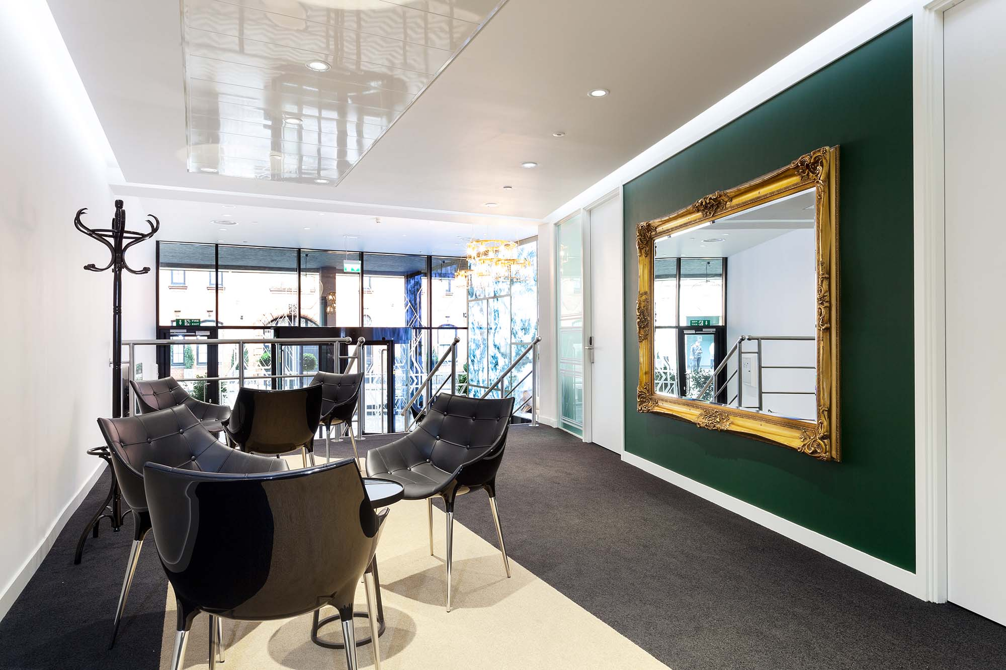 Office Space in Town Mayfair Breakout Area