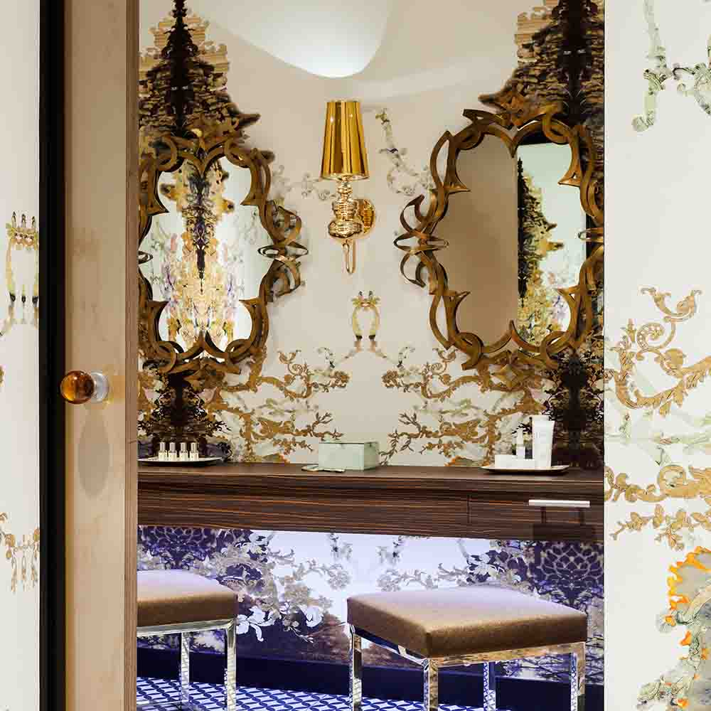Office Space in Town Mayfair Powder Room