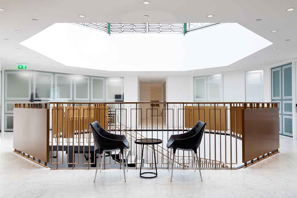 Office Space in Town Mayfair Atrium