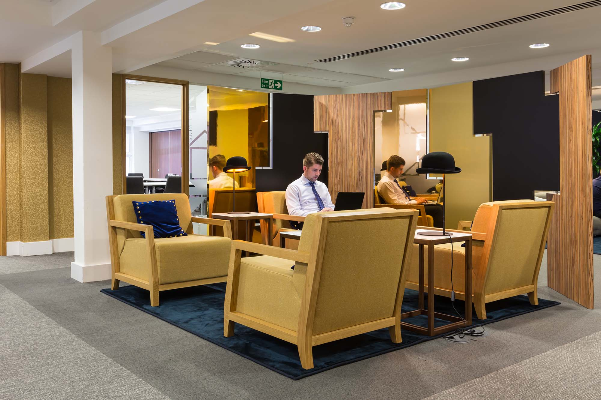 Office Space in Town New Broad Street Breakout Area