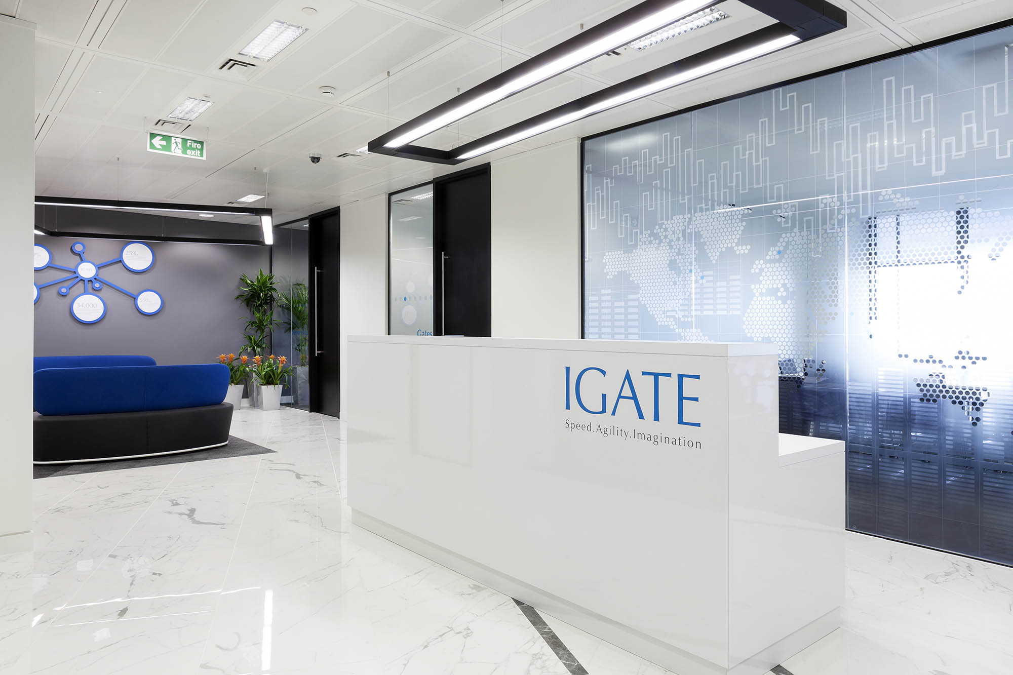 IGATE Reception