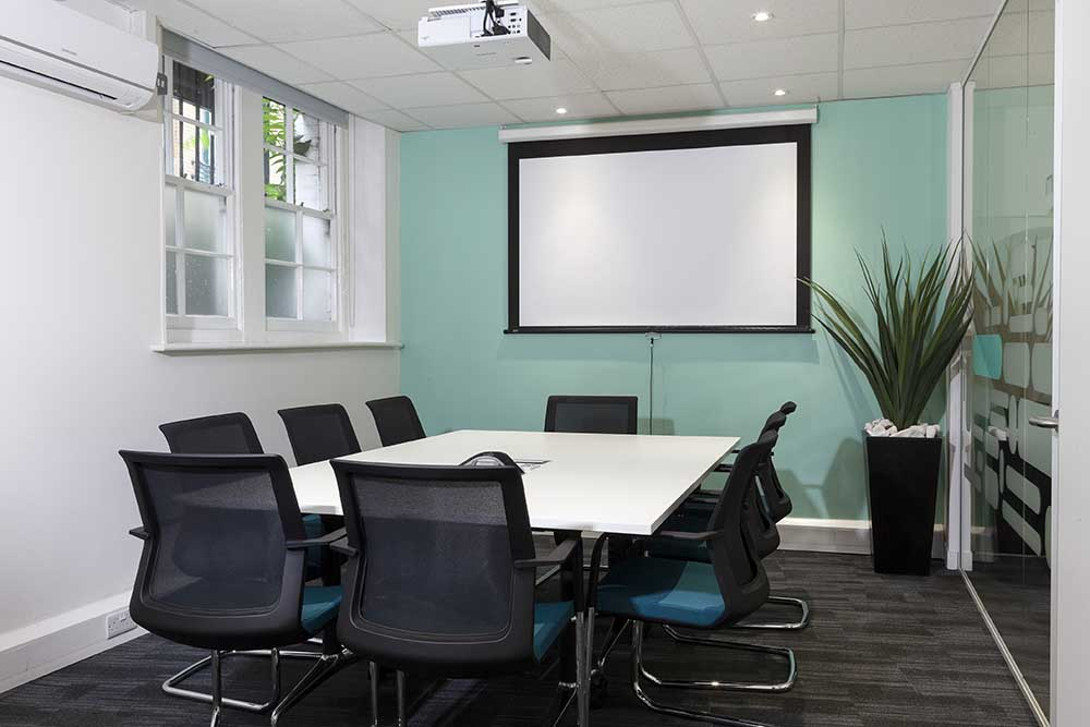 Carnstone Partners Meeting Room