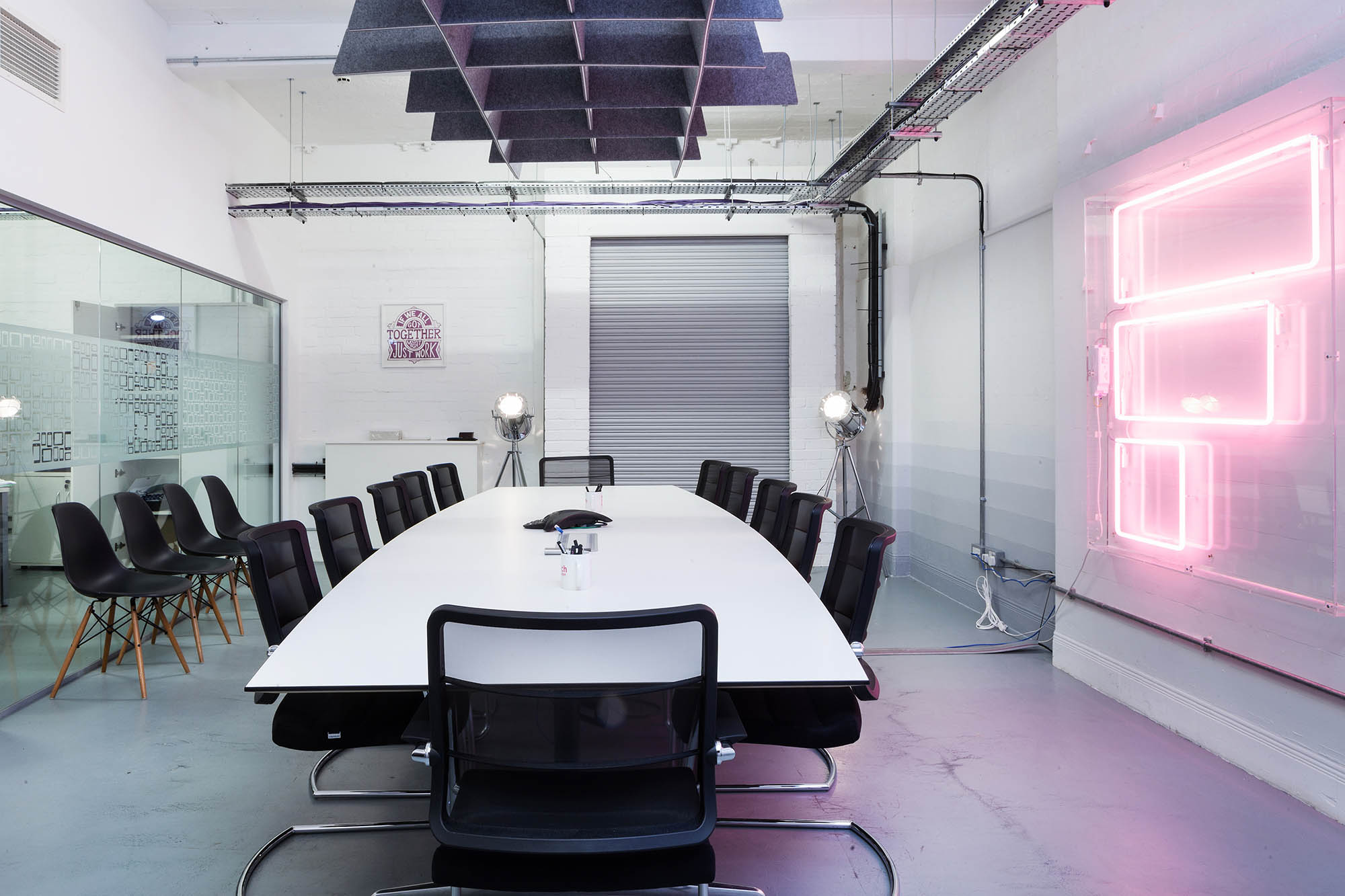 Fetch Meeting Room