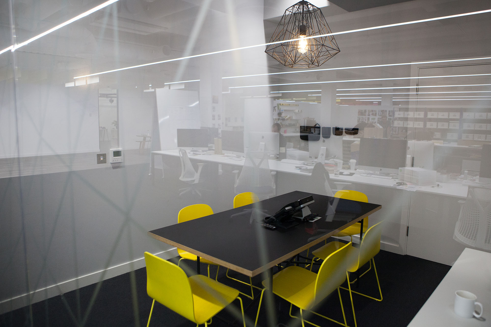MOO Structure Meeting Room