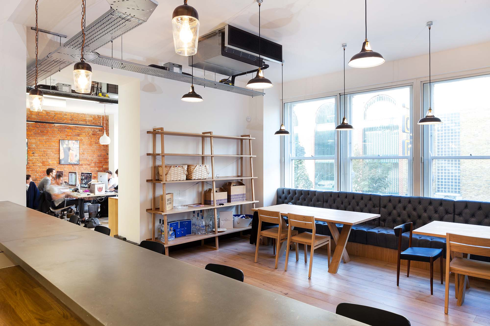 Ragged Edge Kitchen Breakout