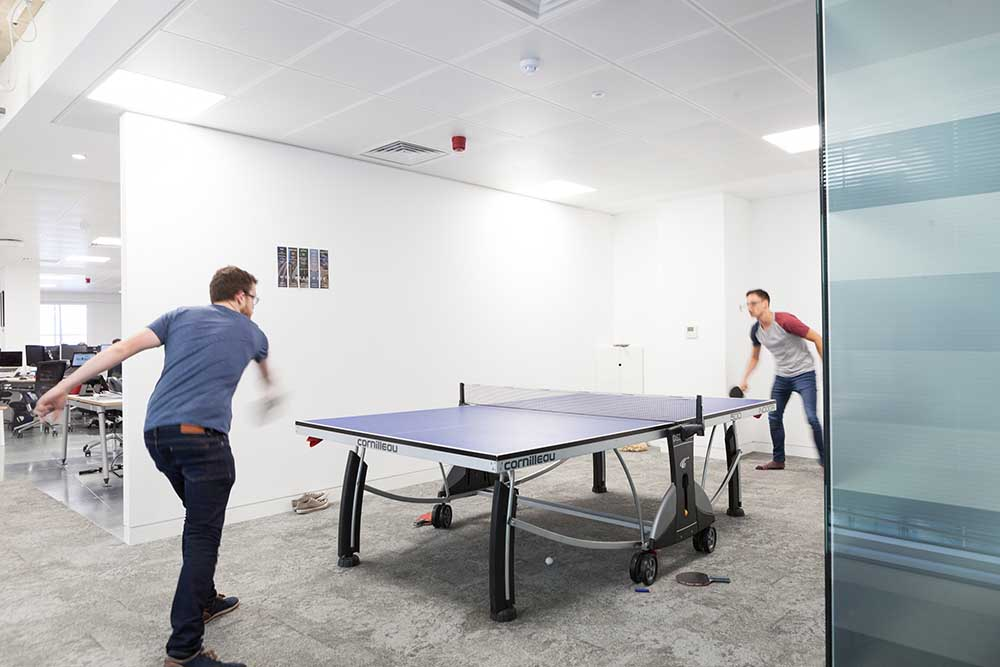 Essence Digital Table Tennis