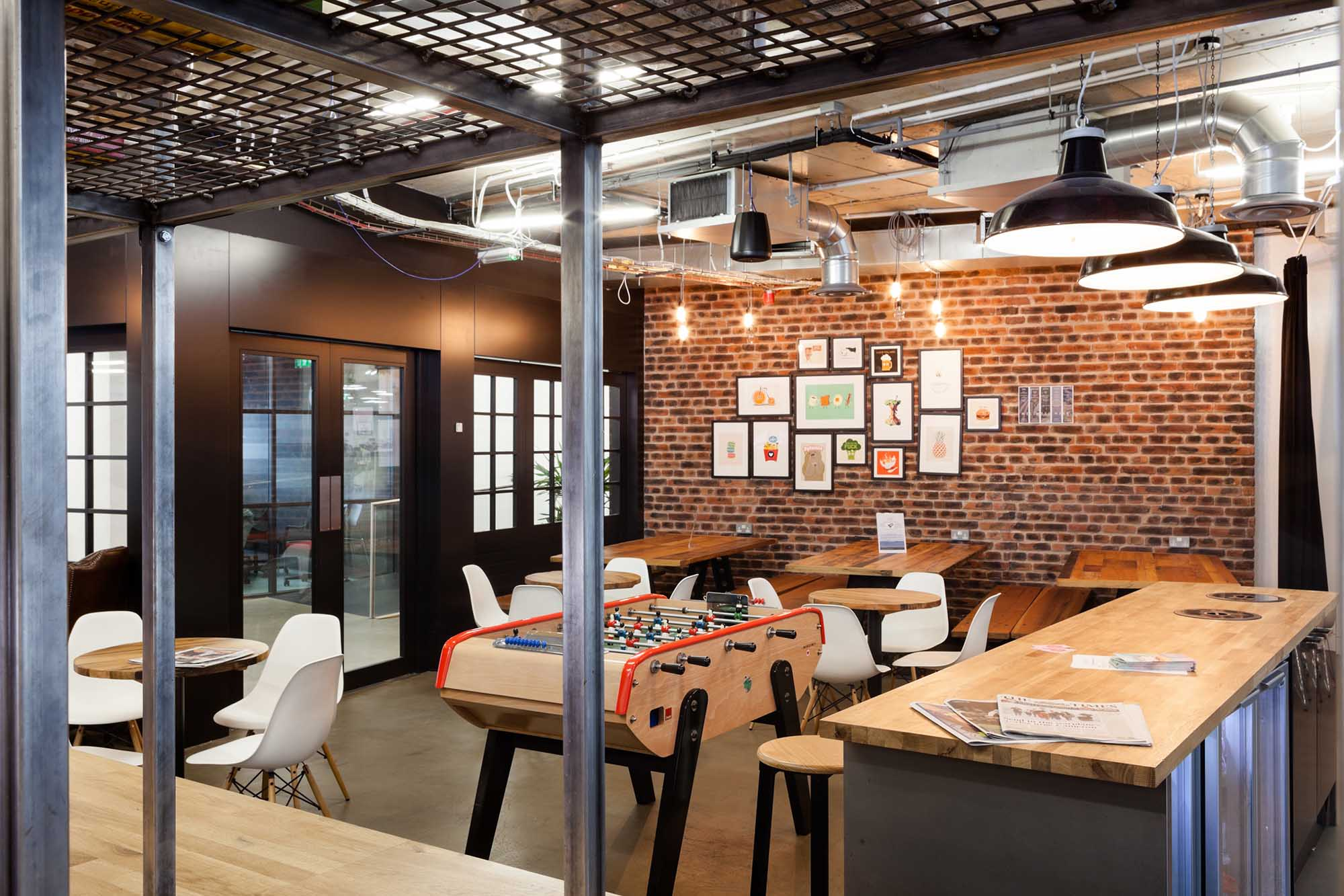 Essence Digital London Award Winning Office Design