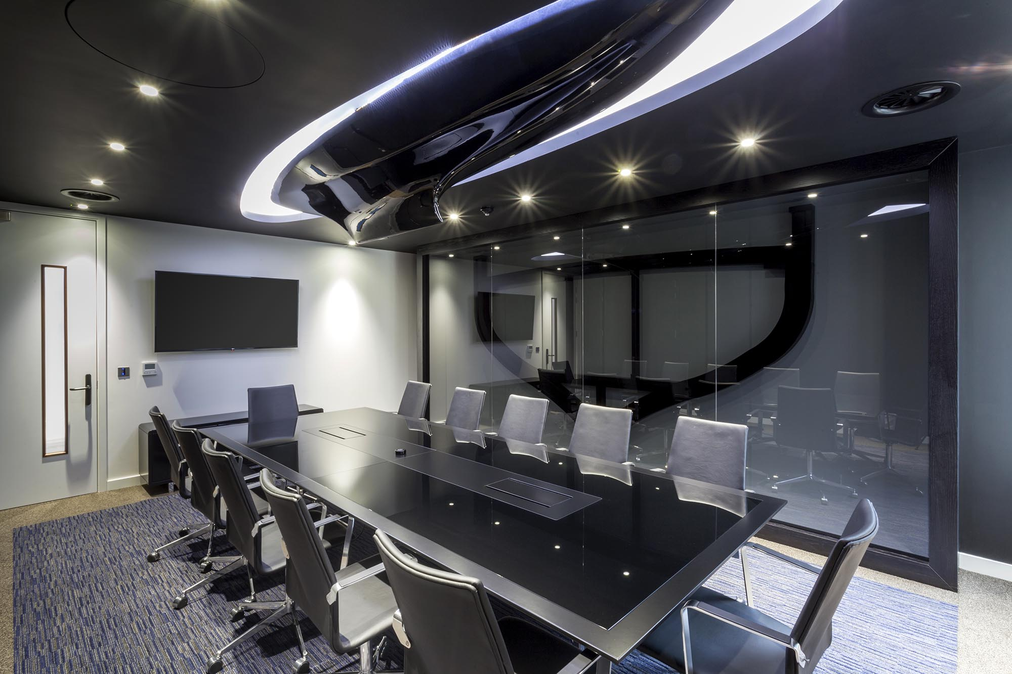 Office Space In Town Monument Meeting Room