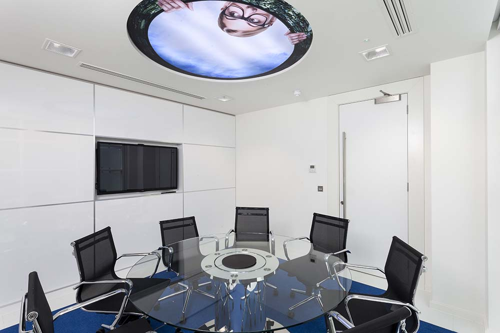 Office Space in Town @Waterloo Meeting Room
