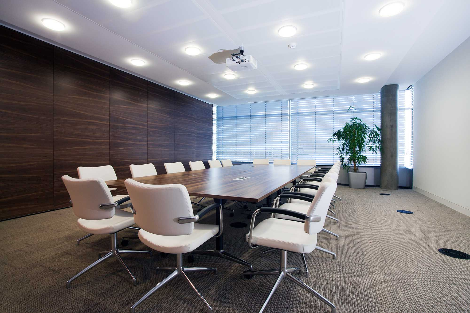 Tullow Oil Meeting Room