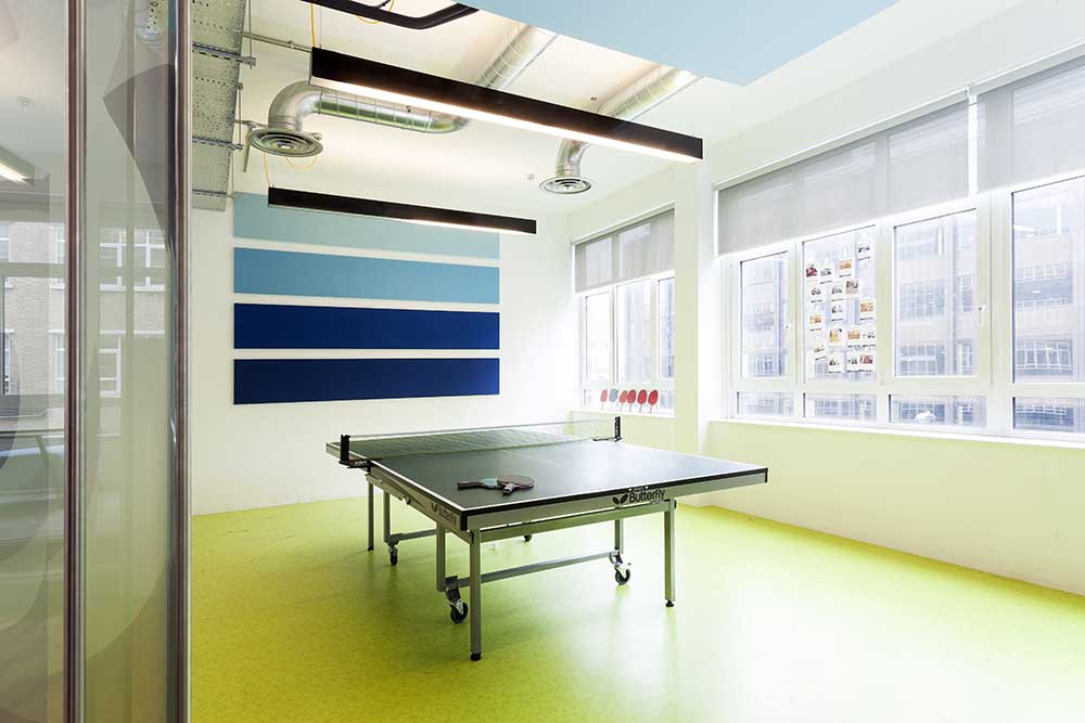 Stack Exchange Table Tennis