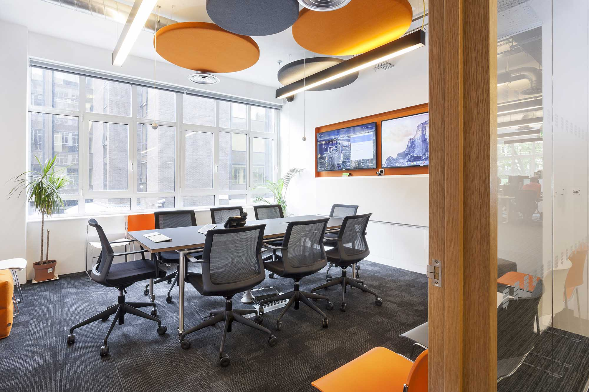 Stack Exchange Meeting Room