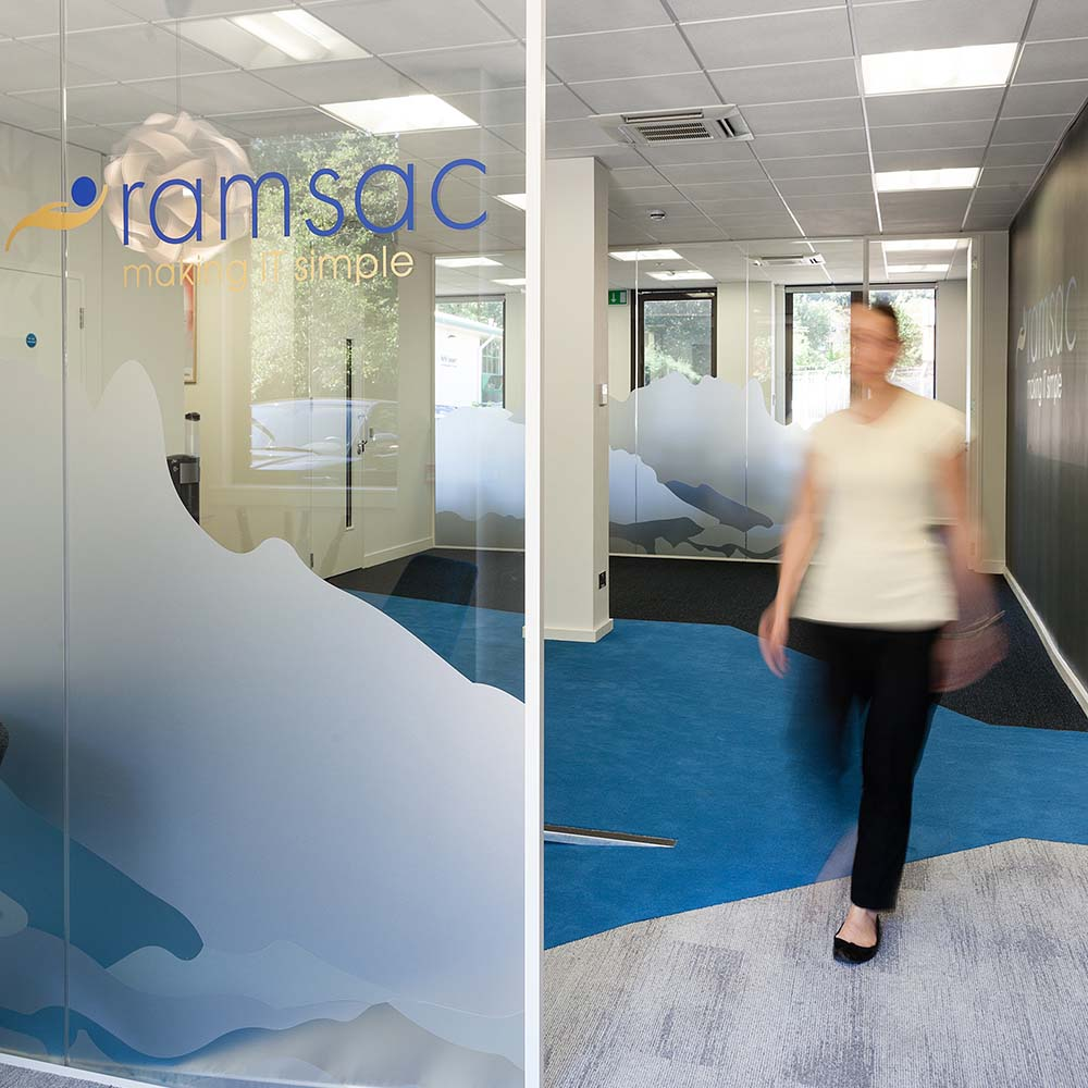 Ramsac Glass Partition