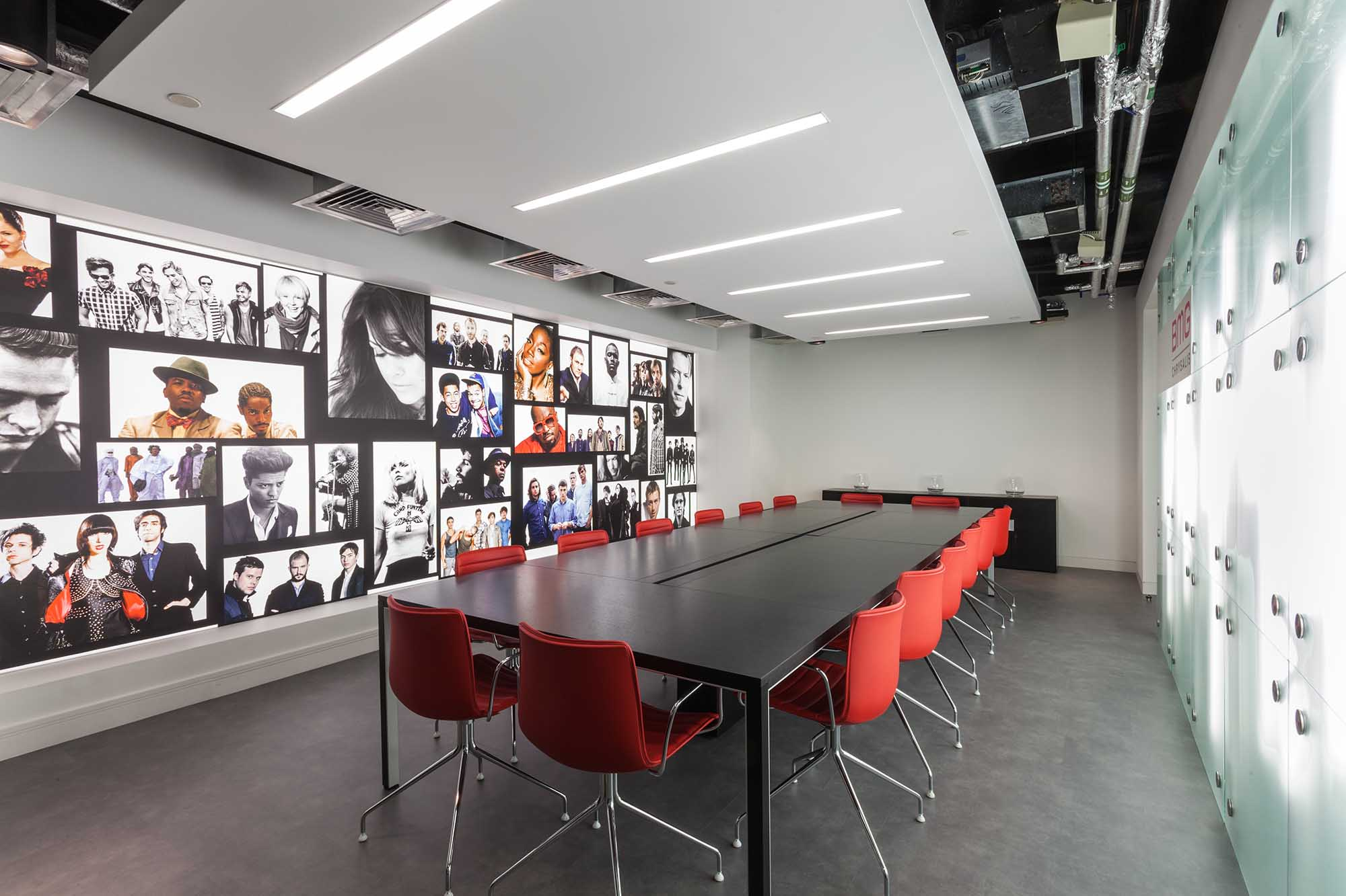 BMG Chrysalis Meeting ROom