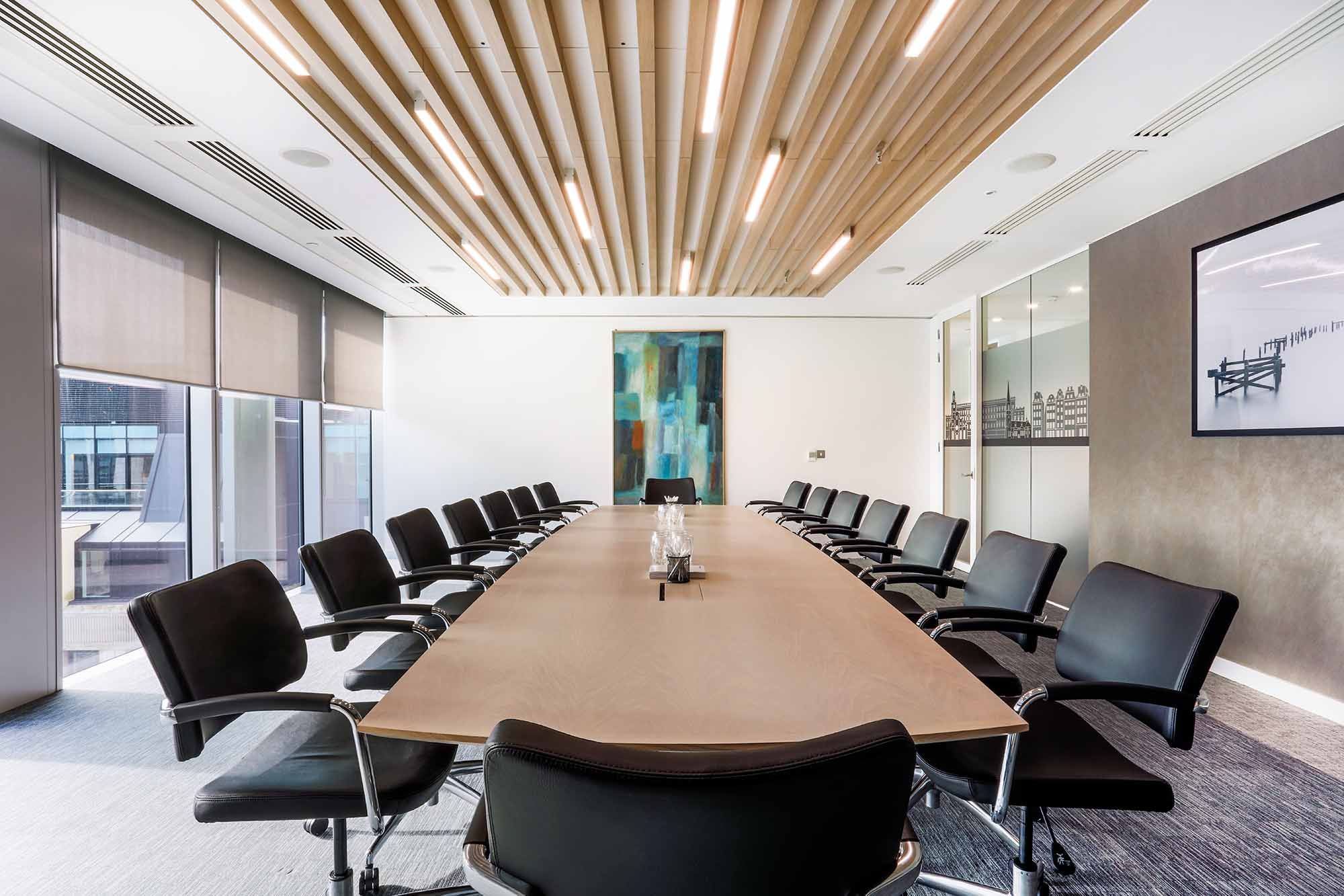 nordea boardroom table