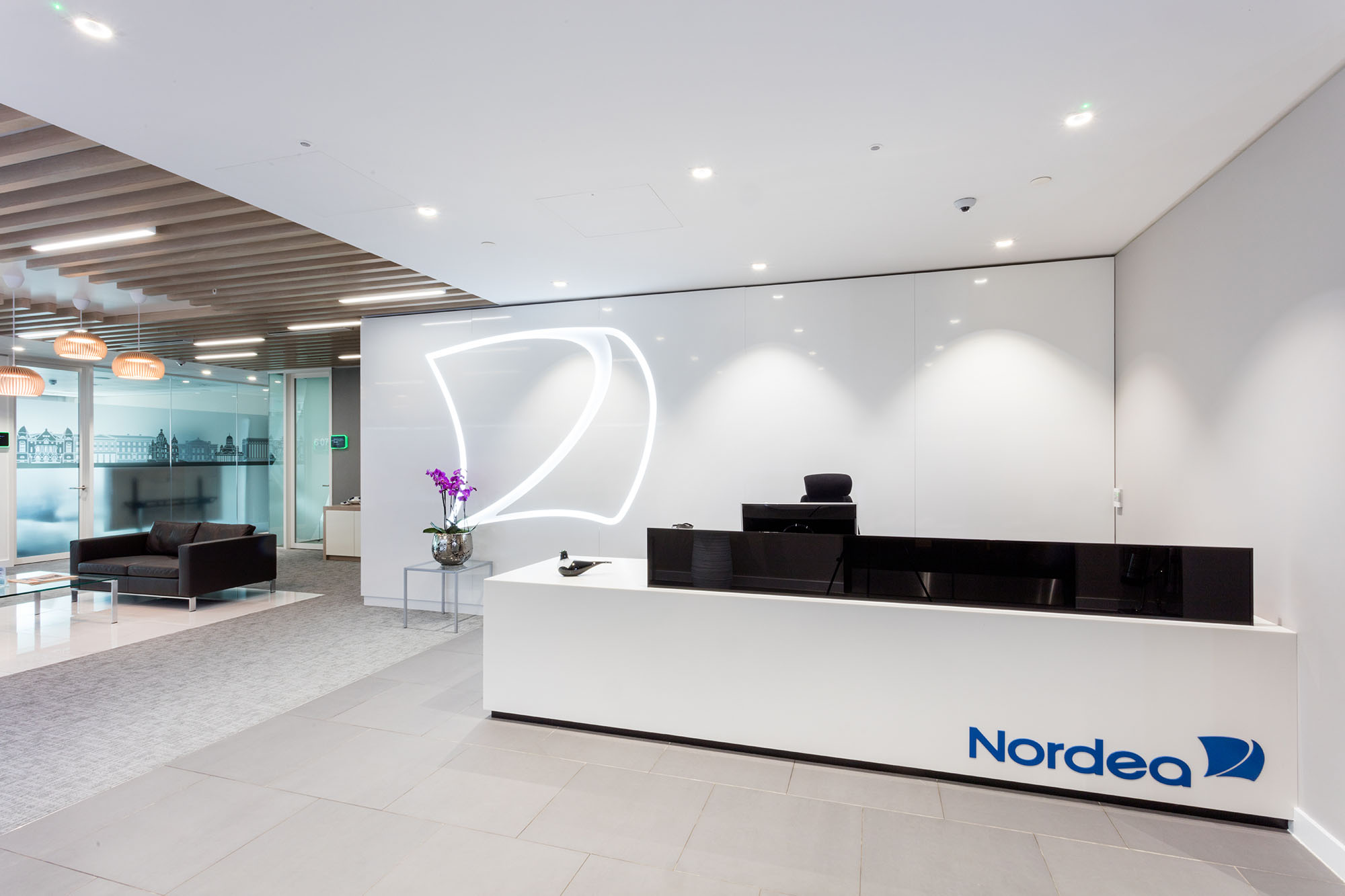 nordea reception