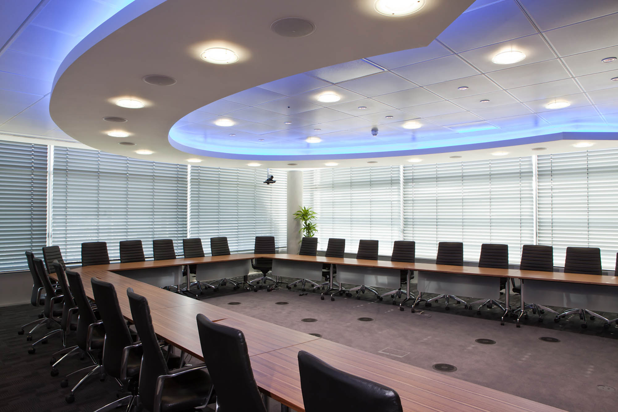 Baker Hughes Large Meeting Space