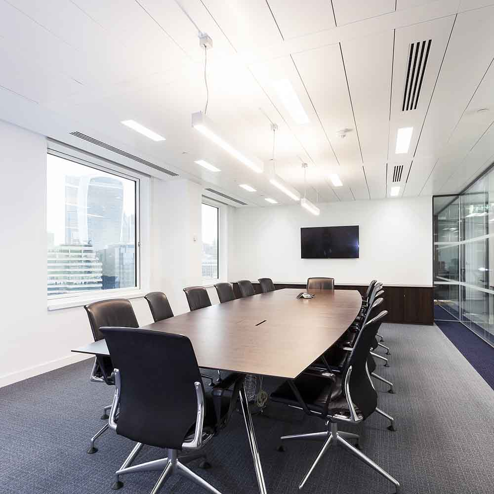 Pricoa Capital Group boardroom