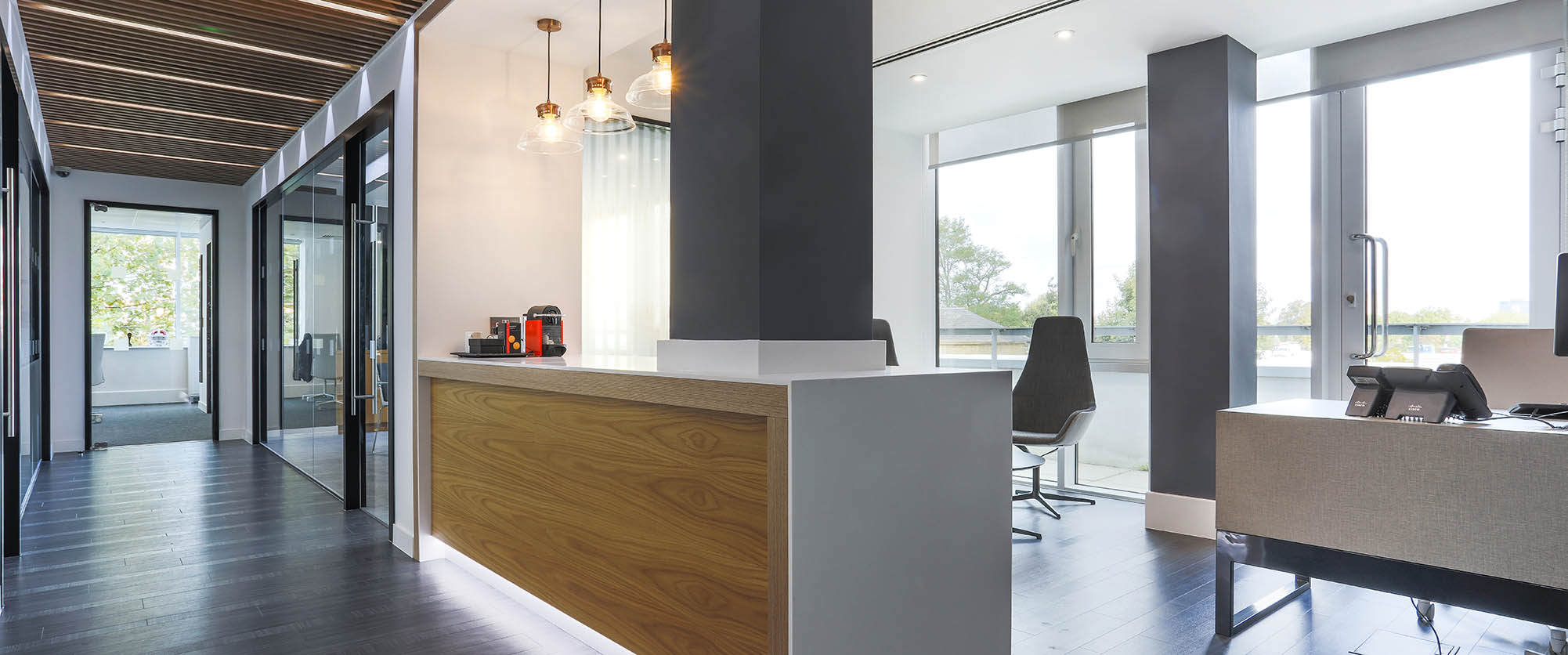Office design & build specialists