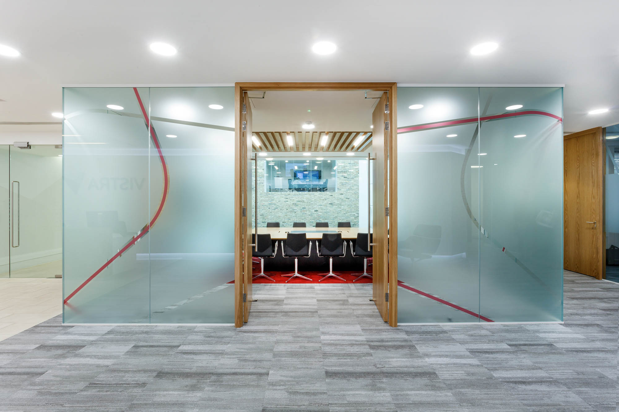 vistra boardroom doors