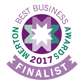 Healthy Workplace finalist for The Merton Best Business Awards 2017