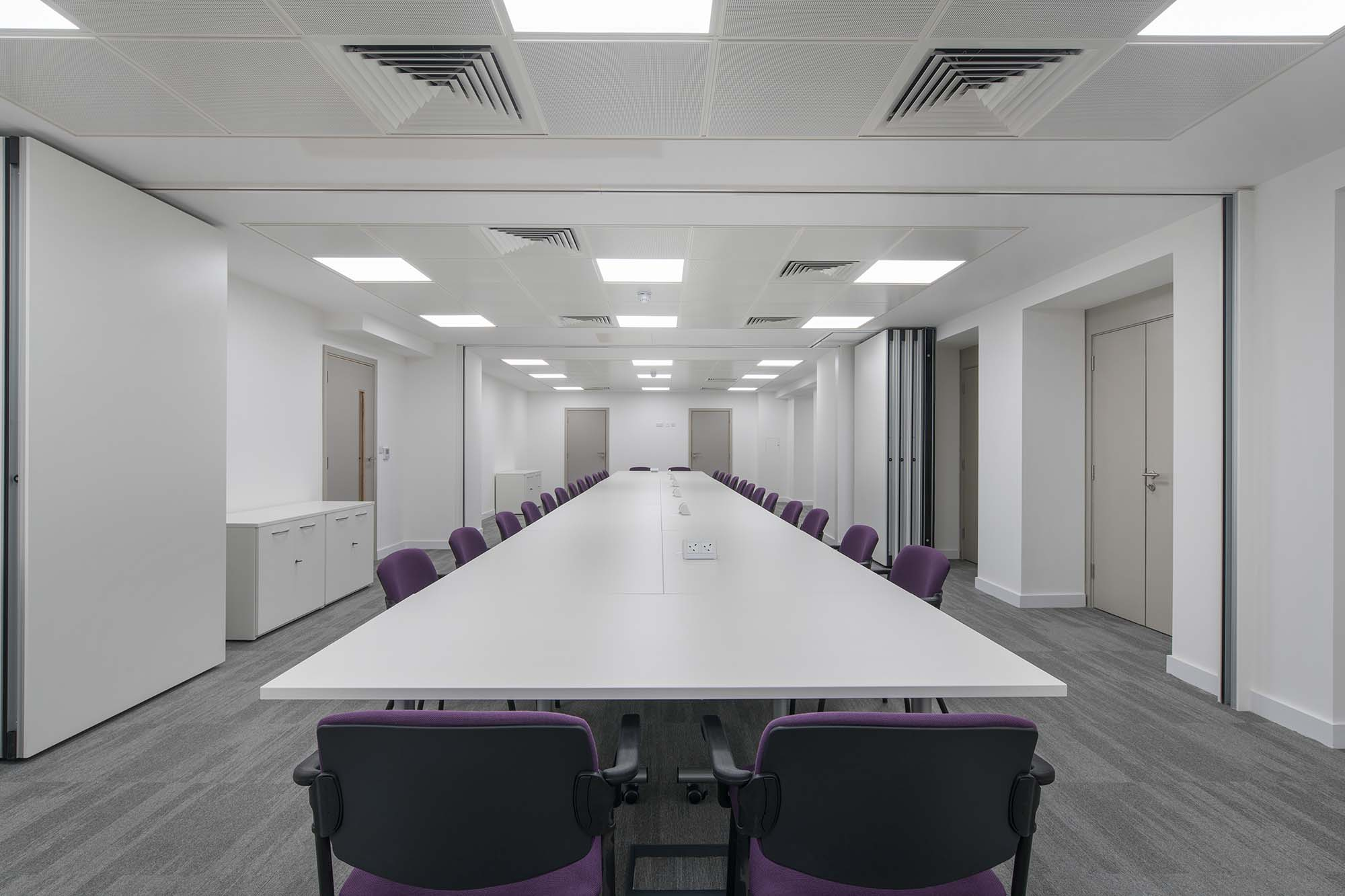 URC Boardroom Table