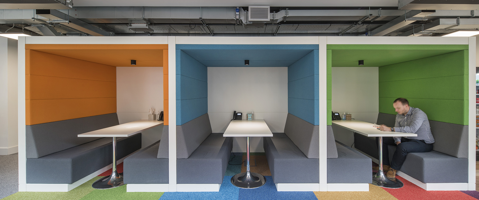 Engaging, people-centric workplaces