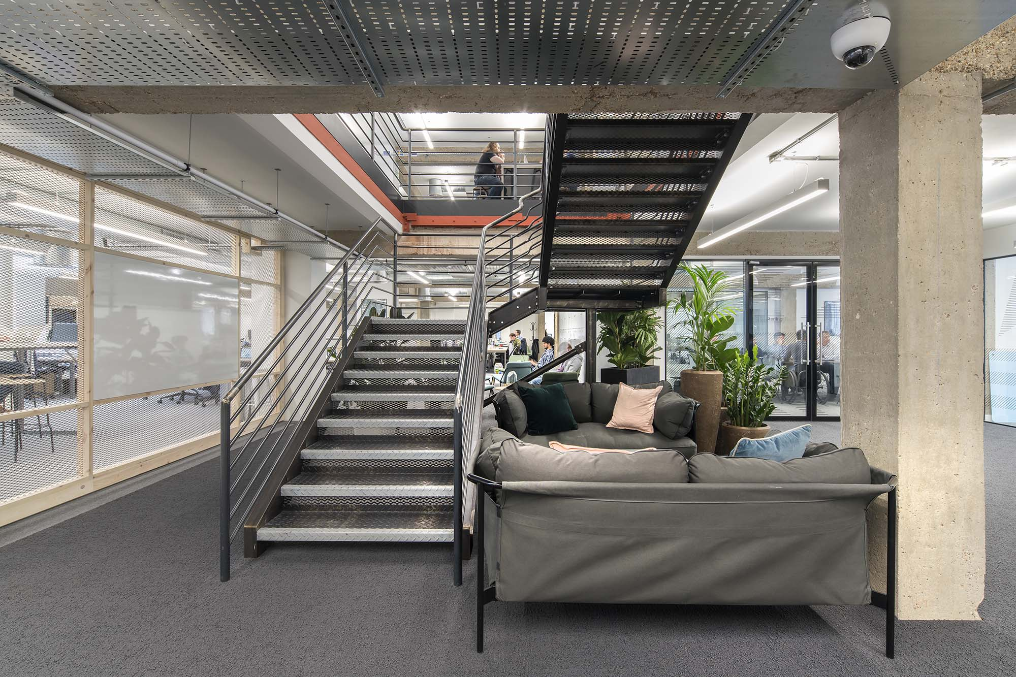 GoCardless Office Staircase