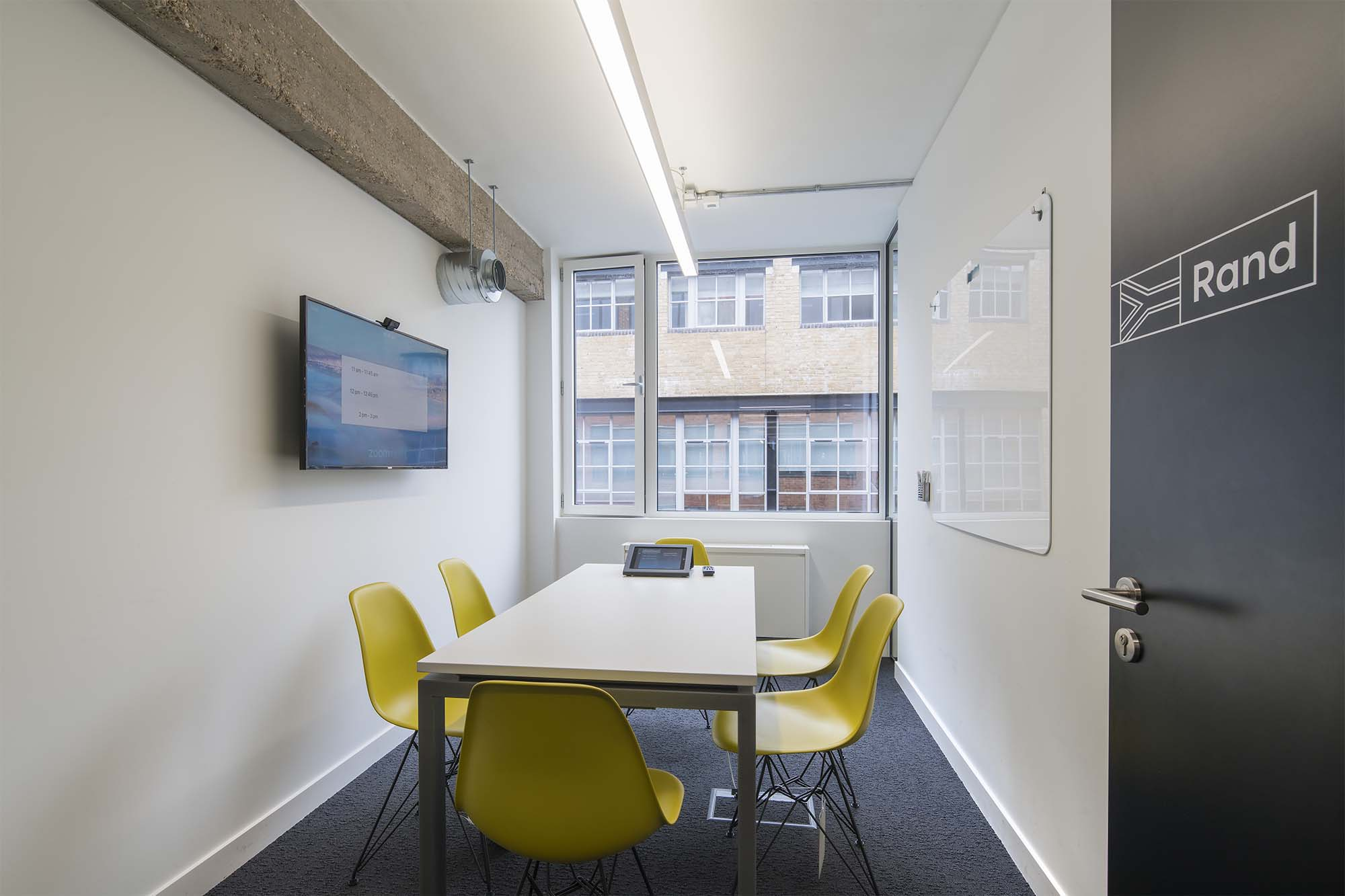 GoCardless Small Meeting Room