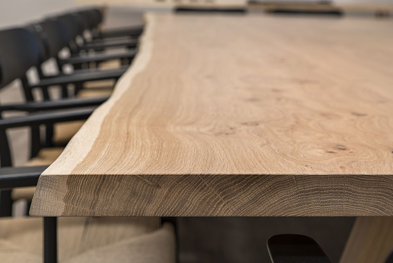 The White Company Boardroom Table