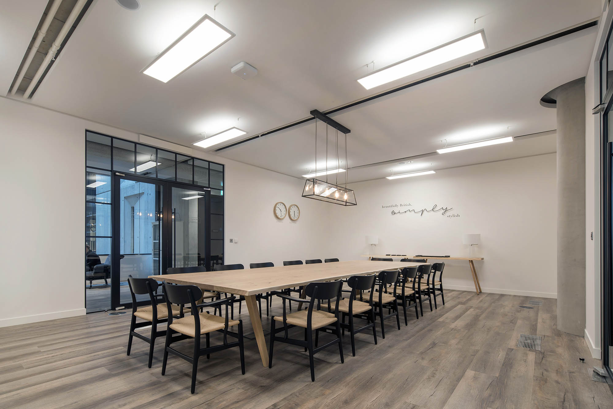 The White Company Boardroom