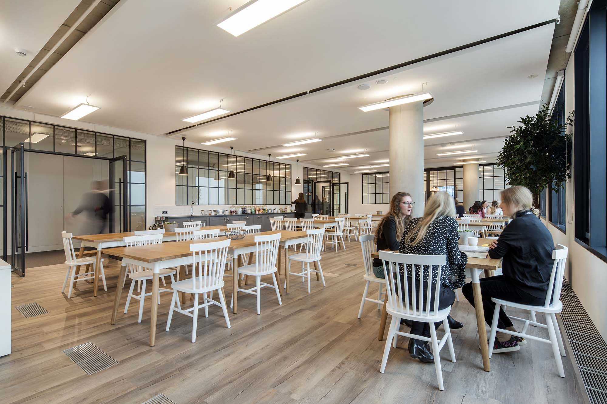The White Company Social Space