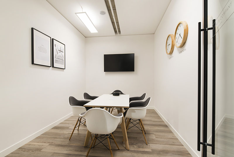 The White Company Meeting Room