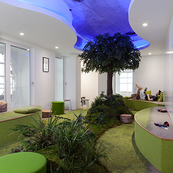 The rise of the eco-friendly office design