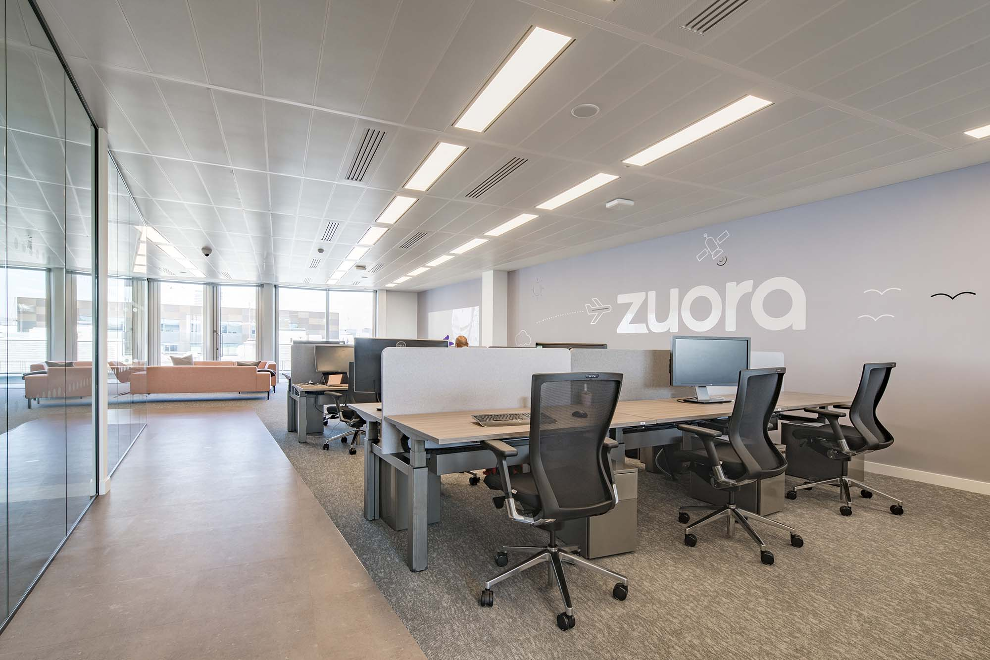 Zuora Height Adjustable Desks