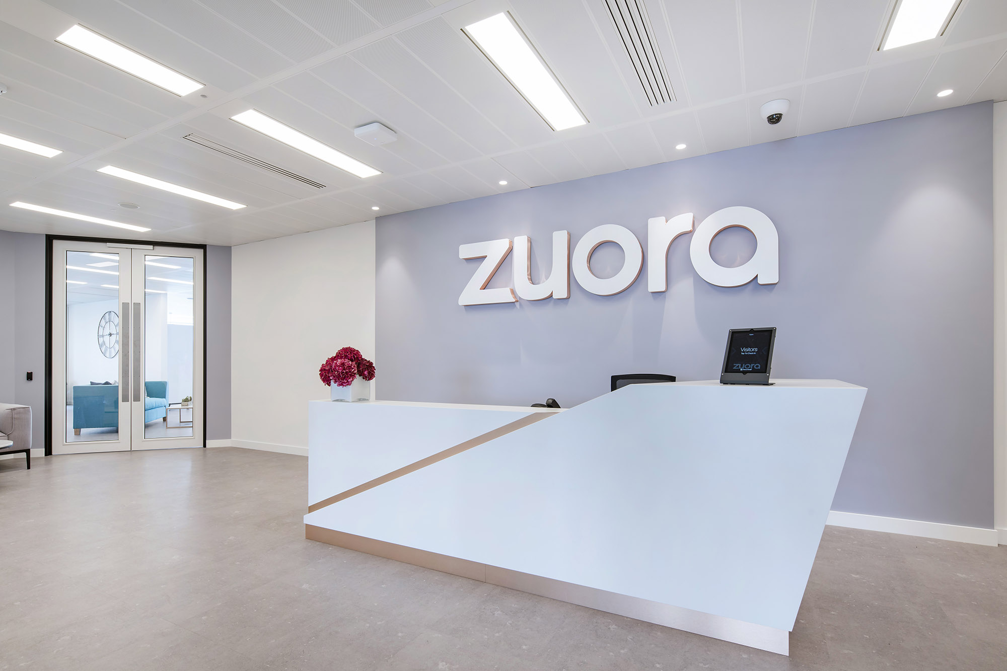 Zuora Reception