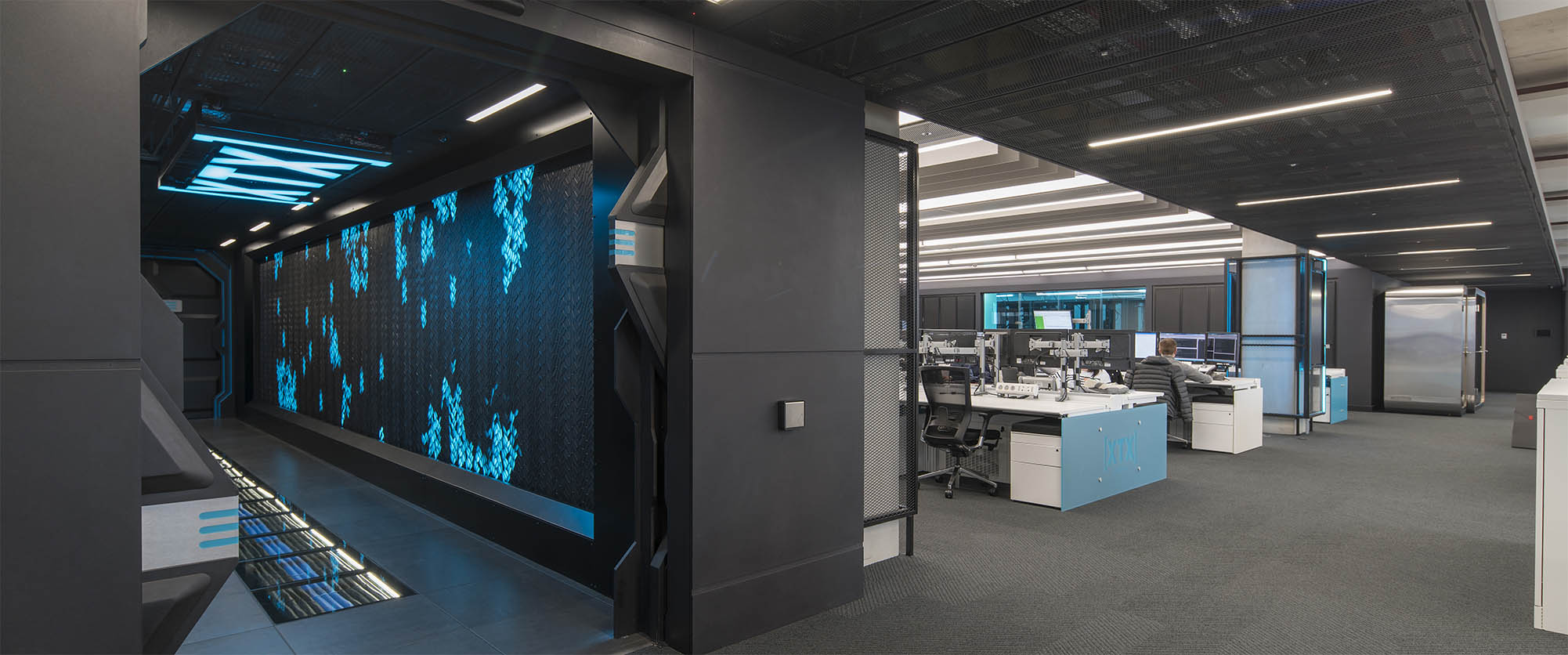 Award-winning office design & build