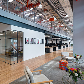 Open plan offices – a space for all