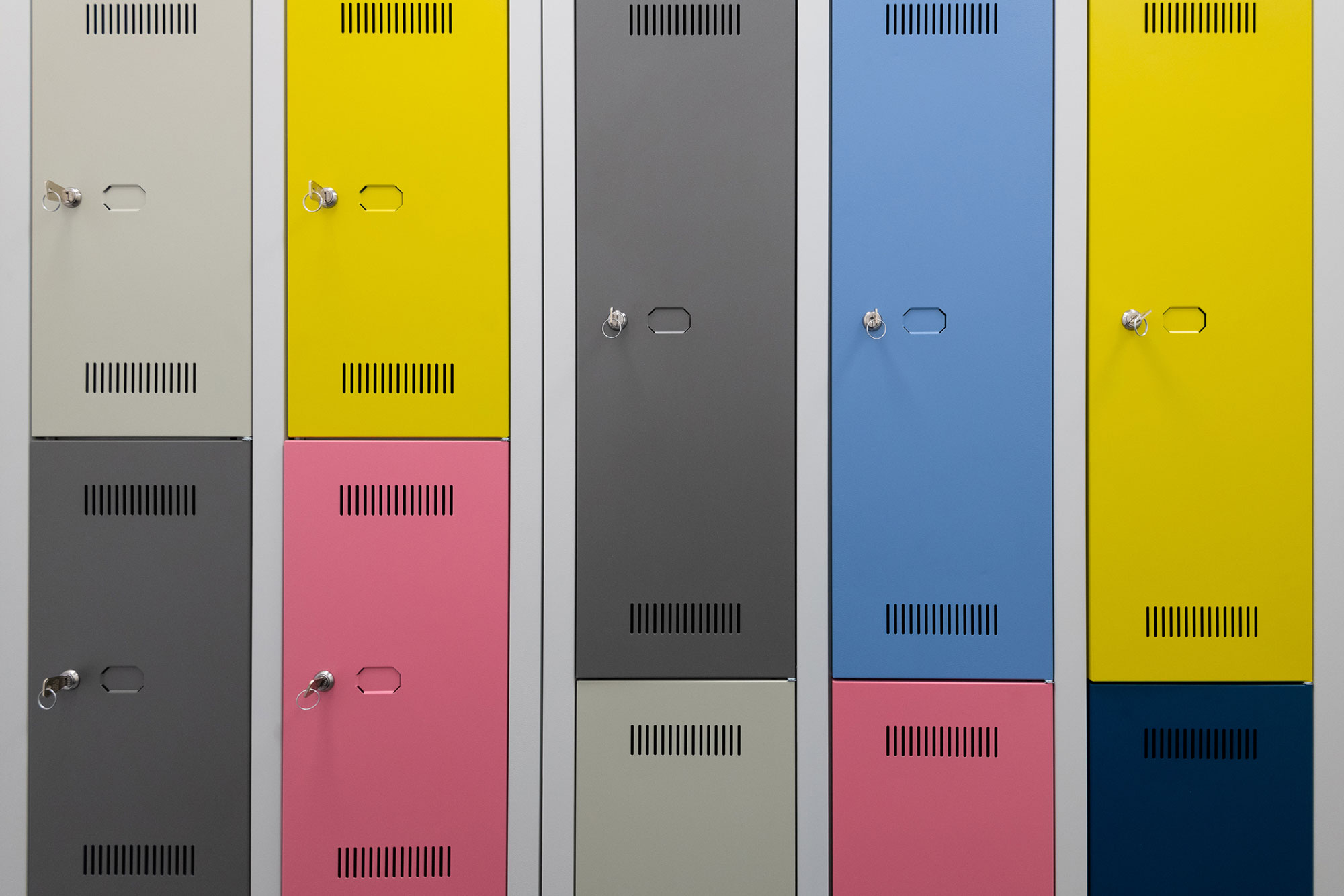 Tarkett Lockers