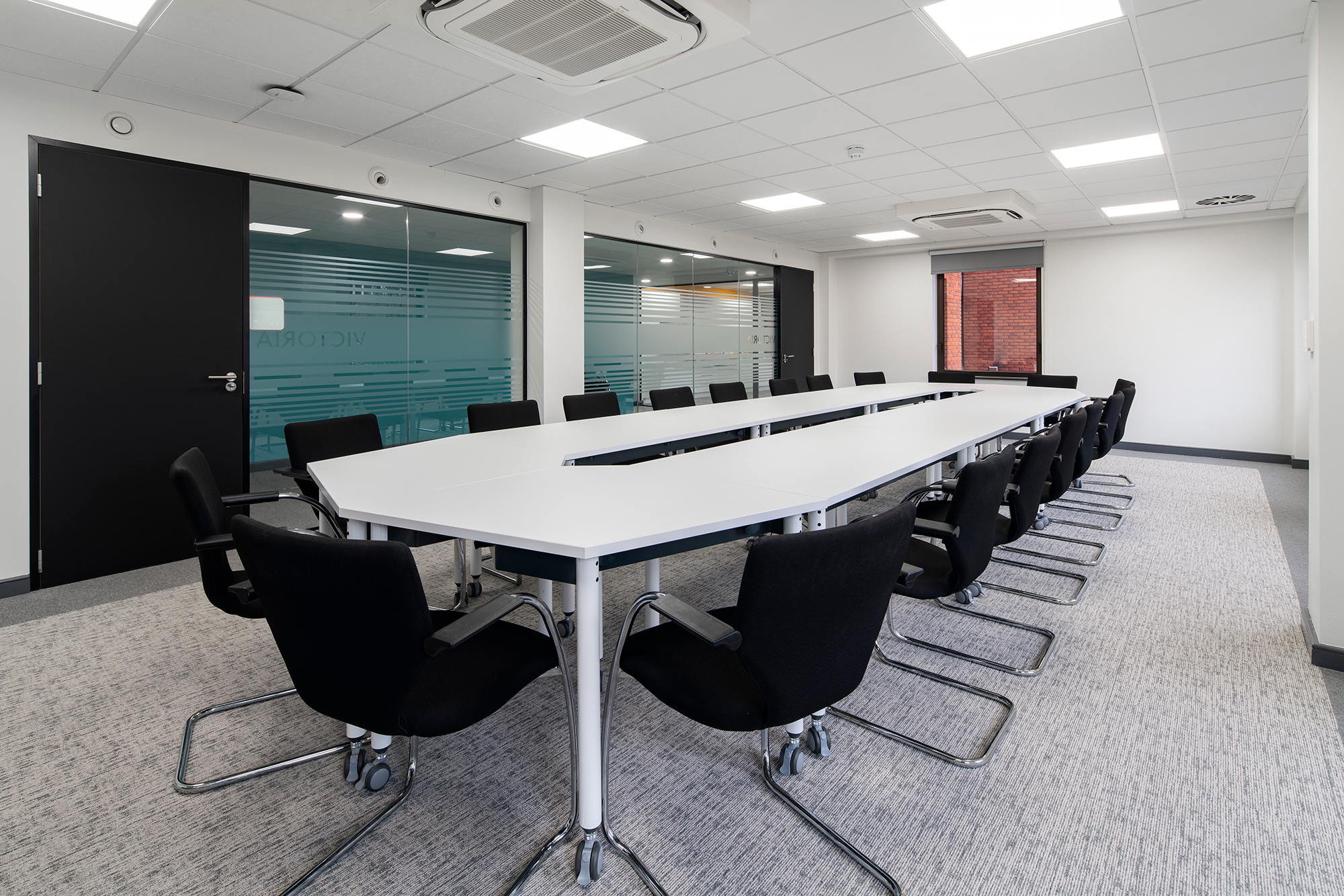estates and management meeting room