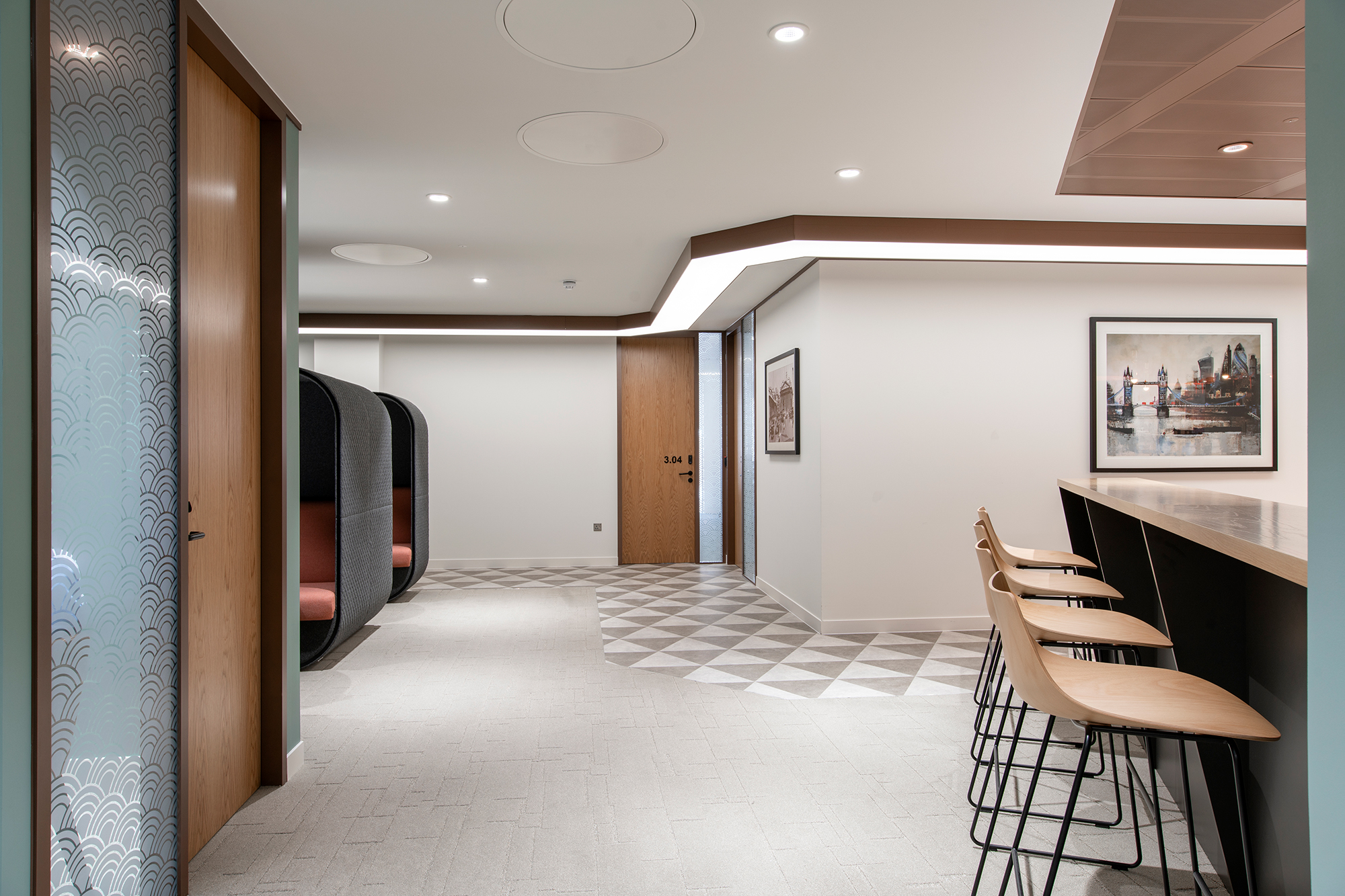 LEO Serviced Office Design
