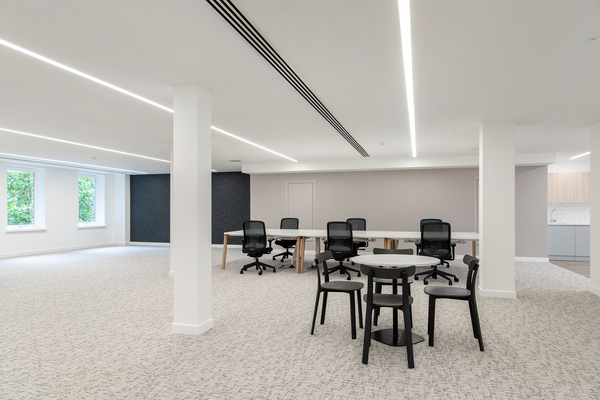 ACAI Office Layout 180 Brompton Road