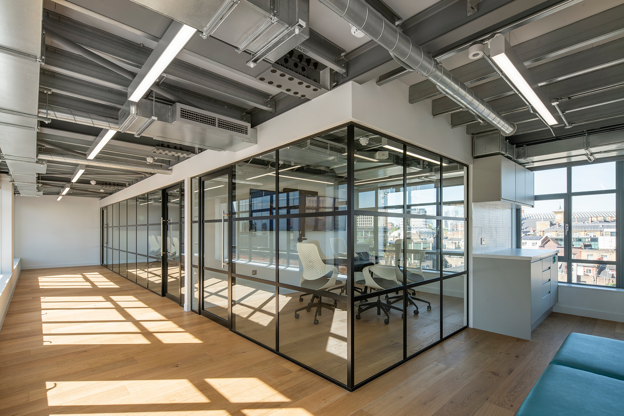 gyroscope meeting rooms